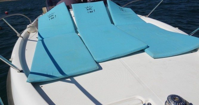 Boat rental Agde cheap Cap Ferret 652 DC