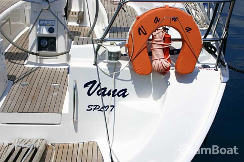 Bootsverleih Split günstig Cruiser 39