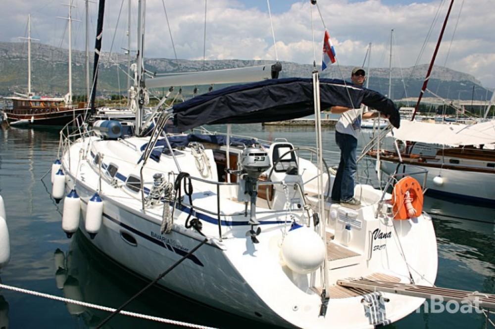 Segelboot mieten in Split - Bavaria Cruiser 39