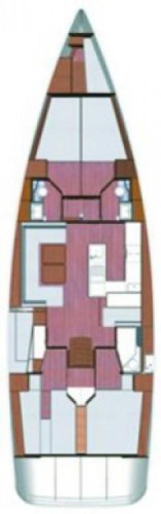 Segelboot mieten in Split - Bavaria Cruiser 56