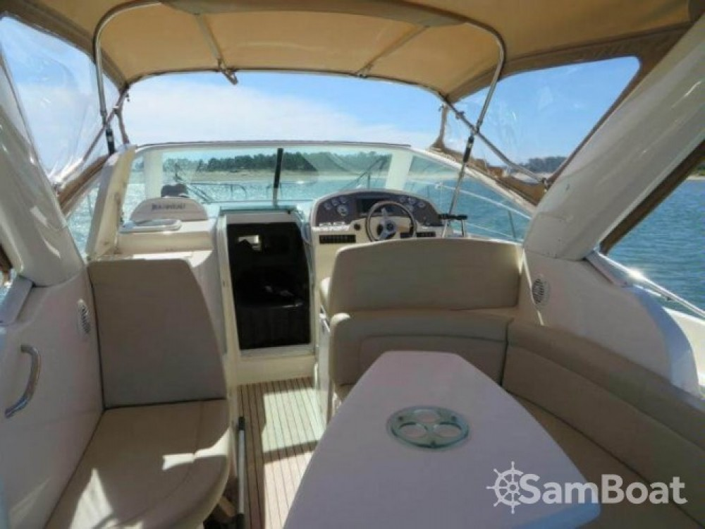 Motorboot mieten in La Rochelle - Jeanneau Prestige 30 S