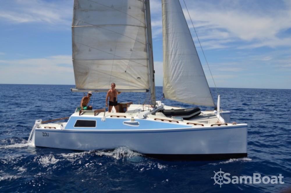 Location bateau Cna DIABOLO à Saint-Tropez sur Samboat