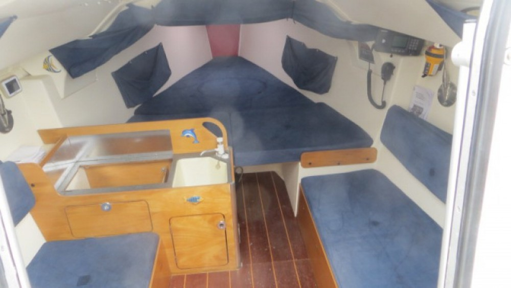 Hire Sailboat with or without skipper Etap Saint-Raphaël
