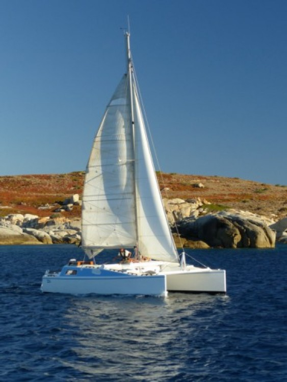 Hire Catamaran with or without skipper Cna Saint-Tropez