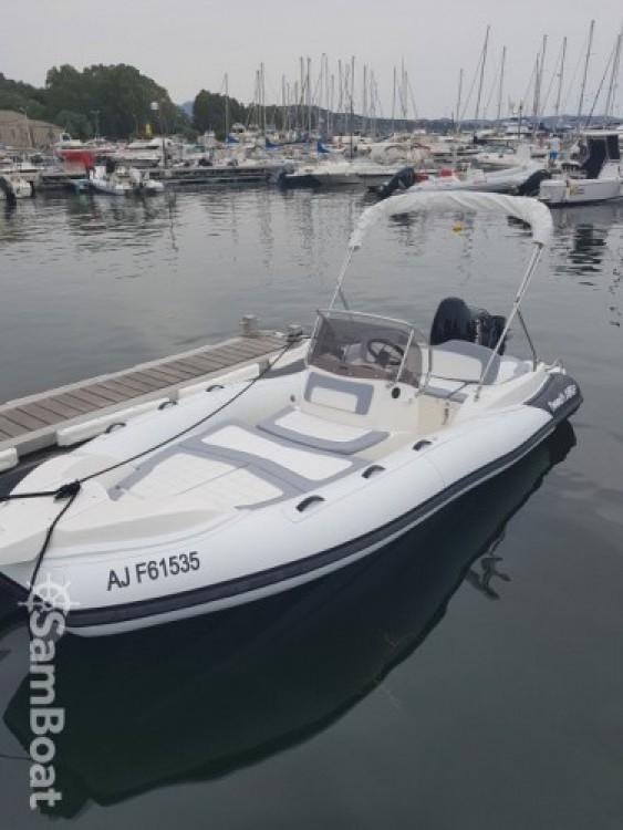 Marlin Marlin Boat 182 Fb zwischen Privatpersonen und professionellem Anbieter Porto-Vecchio