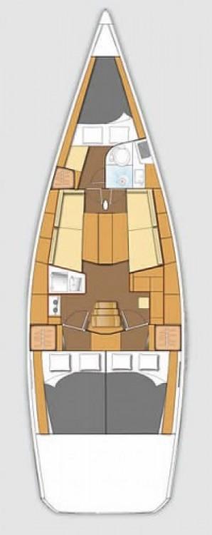Yacht-Charter in Central Greece - Bénéteau First 40 auf SamBoat