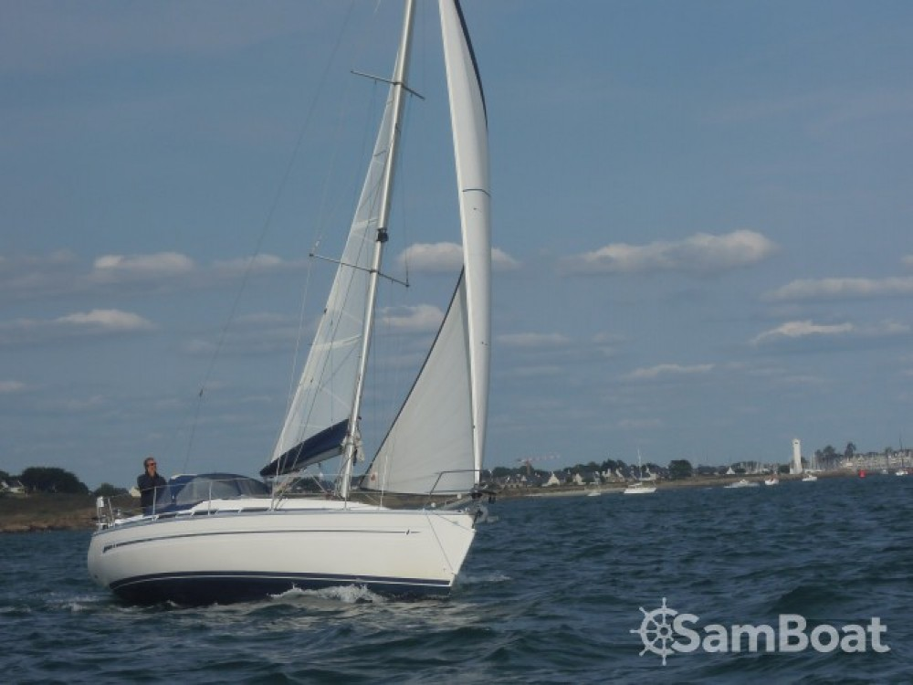 Segelboot mieten in La Trinité-sur-Mer zum besten Preis