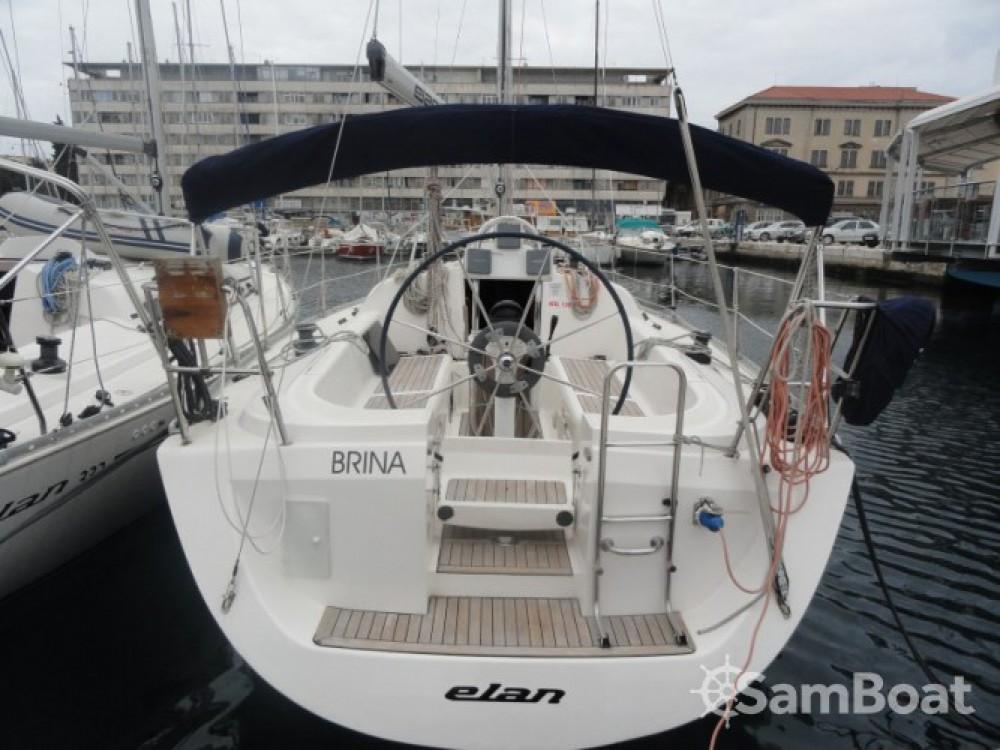 Segelboot mit oder ohne Skipper Elan mieten in Pula