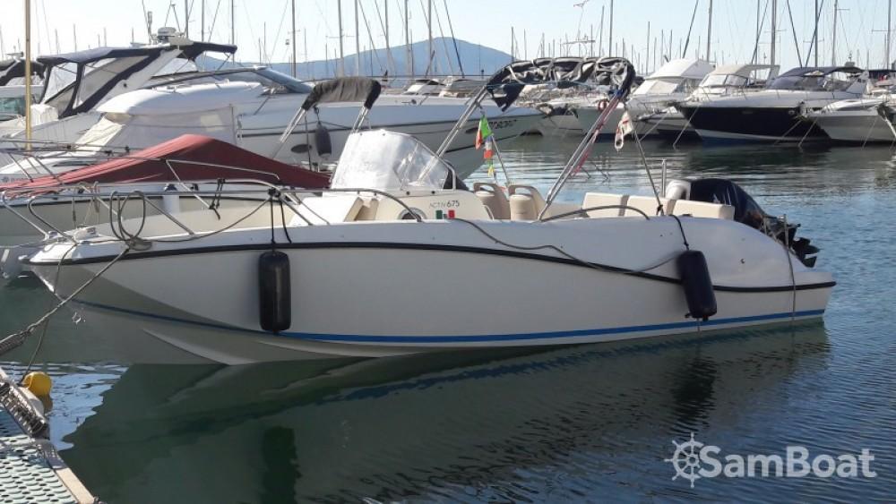 noleggio Barca a motore Alghero - Quicksilver Activ 675 Open
