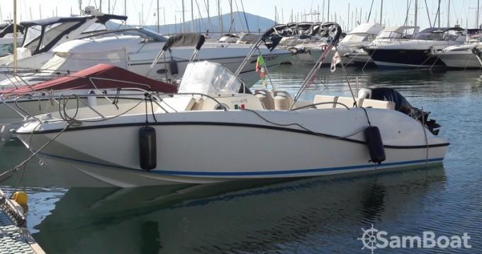 Noleggio Barca a motore con o senza skipper Quicksilver Alghero