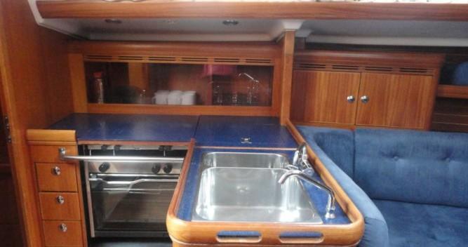 Rental Sailboat in Pula - Elan Elan 333