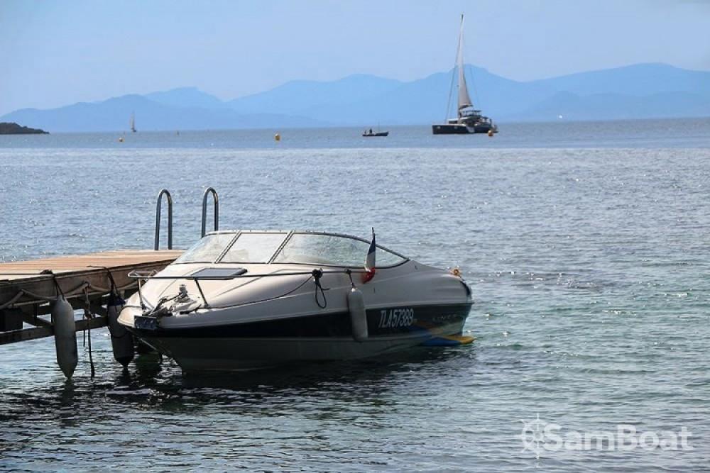 Motorboot mieten in Le Lavandou - Bayliner Capri Cuddy 2052