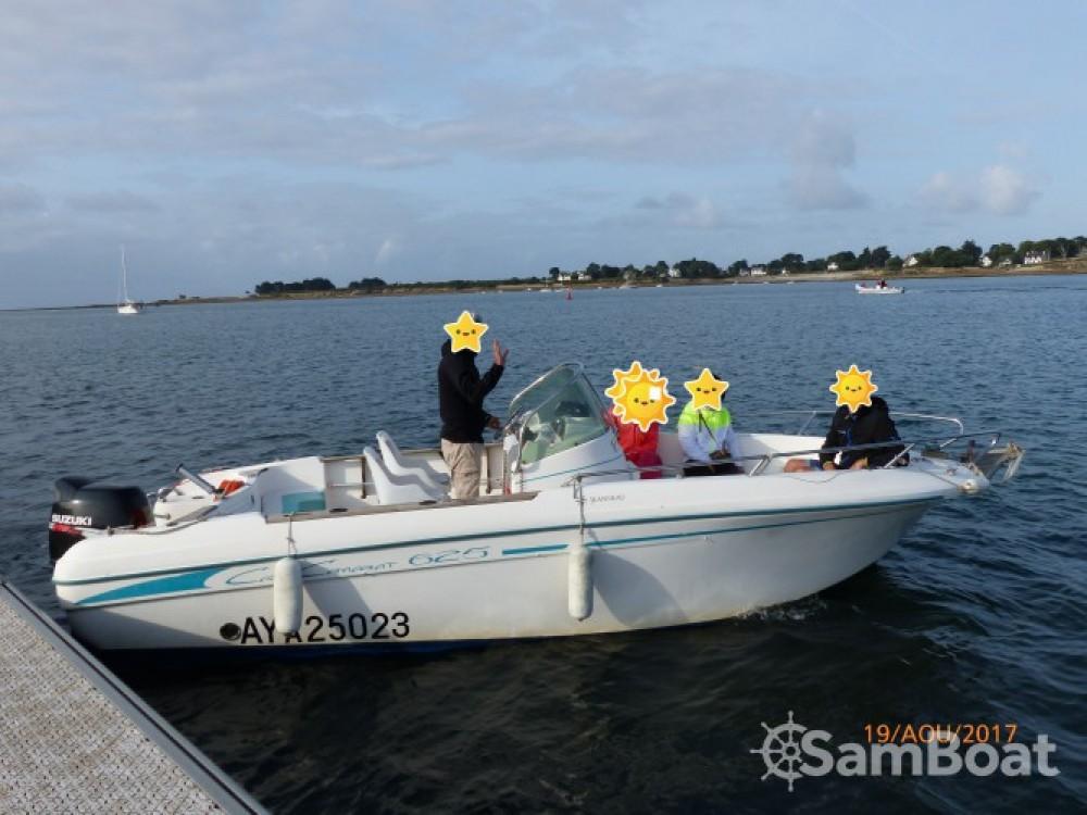 Bootsverleih Jeanneau Cap Camarat 625 La Trinité-sur-Mer Samboat