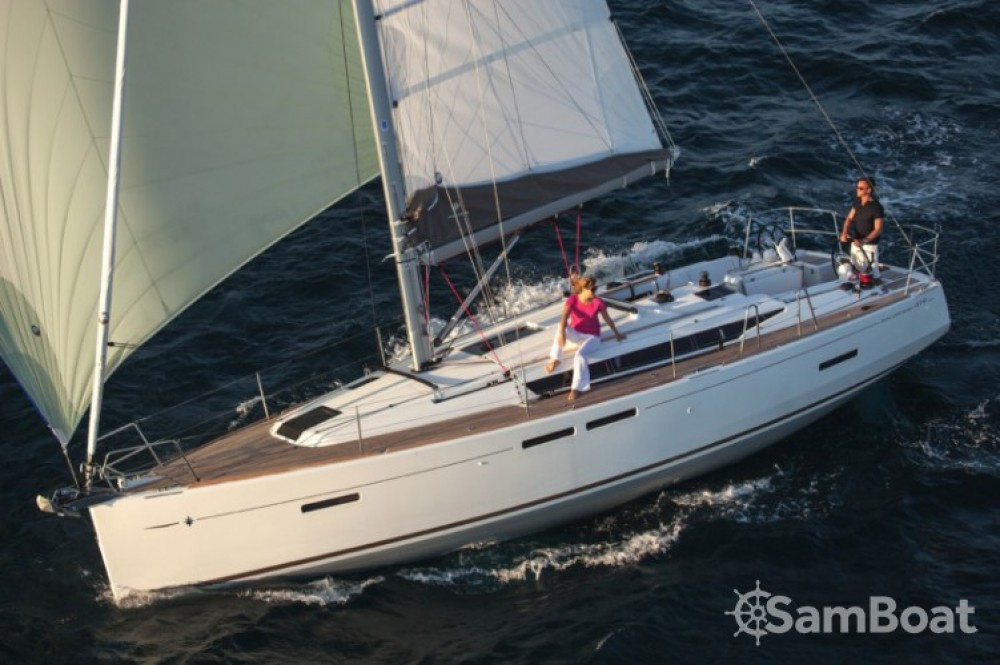 Segelboot mieten in Central Greece - Jeanneau Sun Odyssey 419