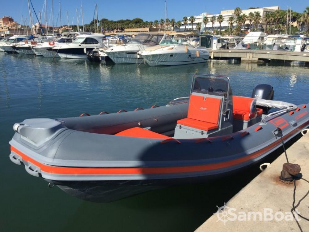 Schlauchboot mieten in Hyères zum besten Preis