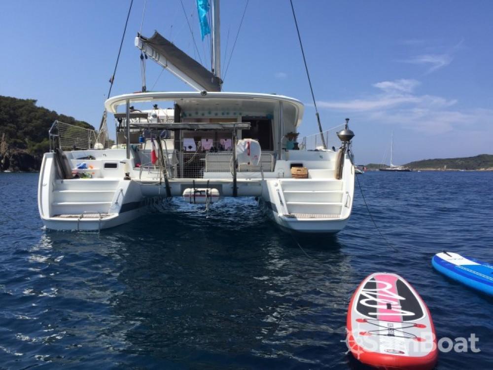 Location Catamaran à Hyères - Lagoon Lagoon 400