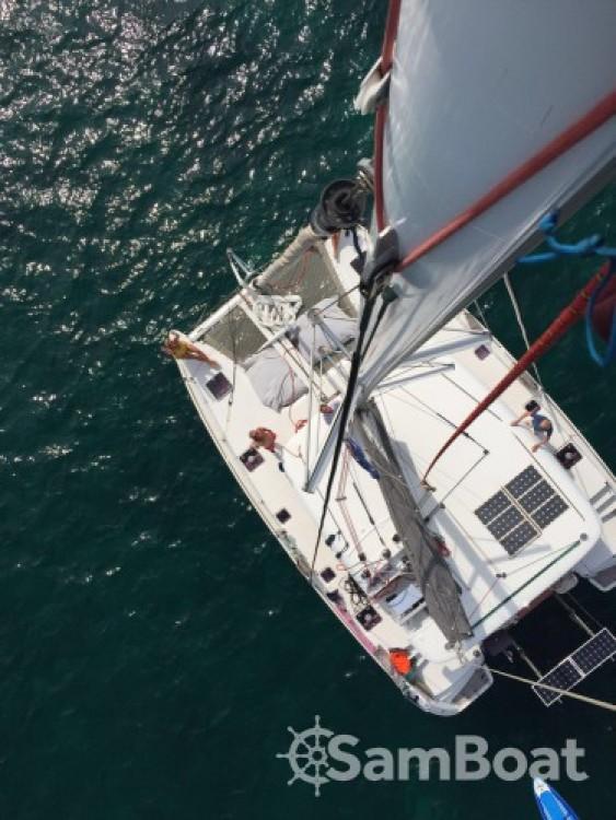 Louer Catamaran avec ou sans skipper Lagoon à Port Pothuau