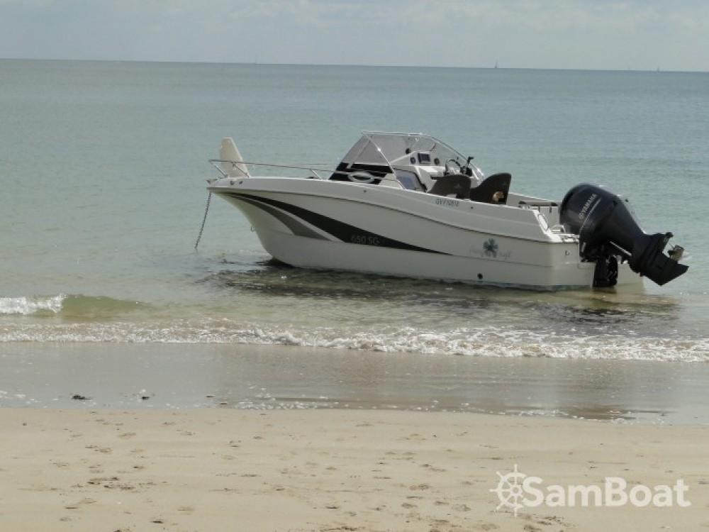 Location yacht à La Trinité-sur-Mer - Pacific Craft 650 sun cruiser sur SamBoat