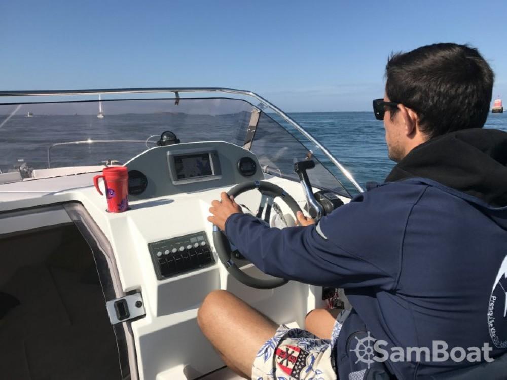 Alquiler de yate La Trinité-sur-Mer - Pacific Craft 650 sun cruiser en SamBoat