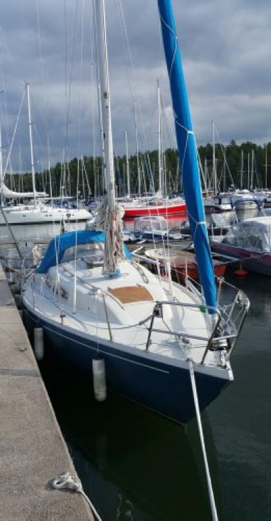 Segelboot mit oder ohne Skipper Albin-Marin mieten in Stockholm