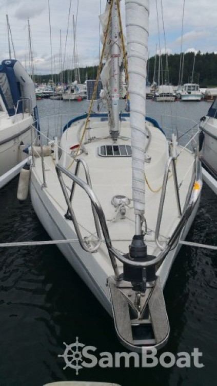 Yacht-Charter in Stockholm - Arabesque Arabesque 30 auf SamBoat