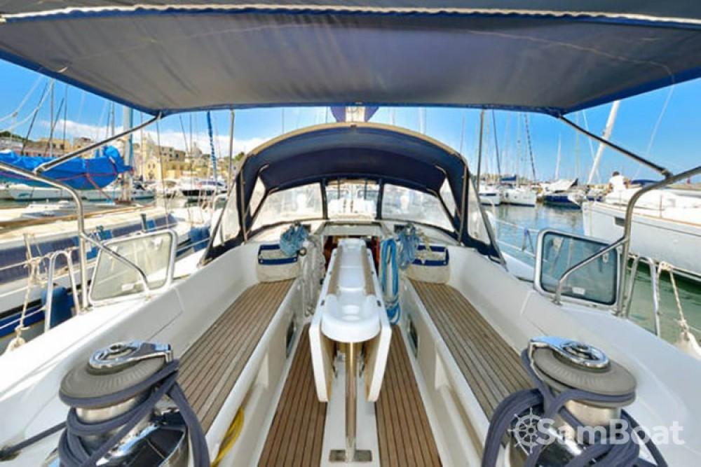 Barca a vela a noleggio Lipari al miglior prezzo