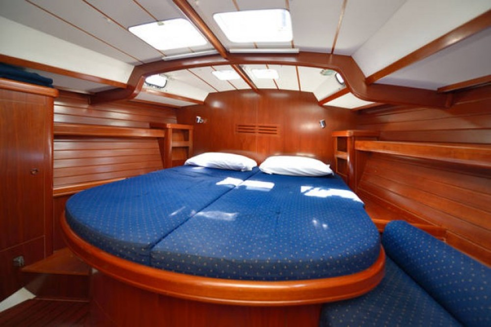 Noleggio Barca a vela con o senza skipper Bénéteau Lipari