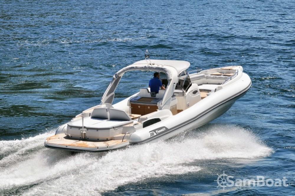 Vermietung Schlauchboot Marlin mit Führerschein