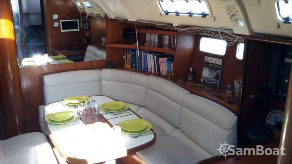 Yacht-Charter in Arcachon - Bénéteau Oceanis 440 auf SamBoat