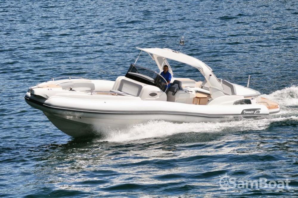 Ein Marlin Marlin Boat 38 Top mieten in Porto-Vecchio