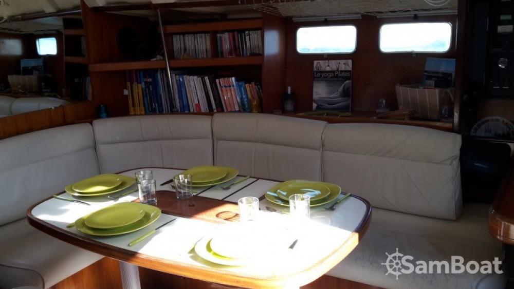 Segelboot mieten in Arcachon - Bénéteau Oceanis 440