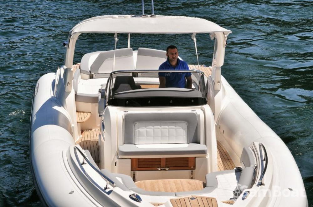 Schlauchboot mieten in Porto-Vecchio - Marlin Marlin Boat 38 Top