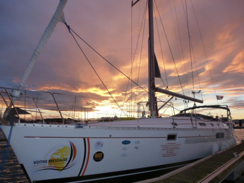 Bootsverleih Bénéteau Oceanis 440 Arcachon Samboat