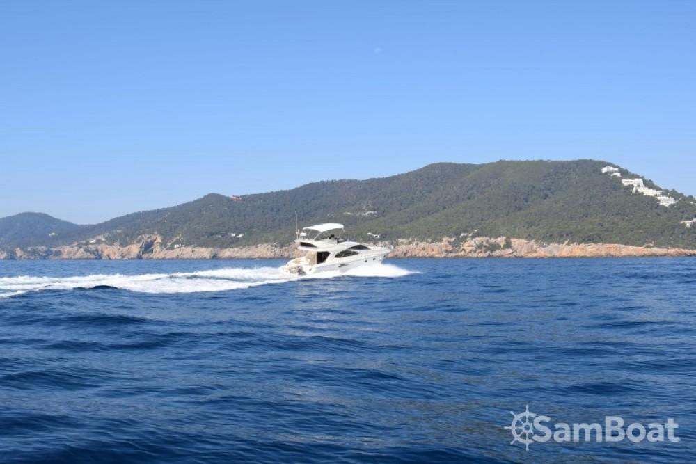 Rental yacht Ibiza city - Astondoa 46 on SamBoat