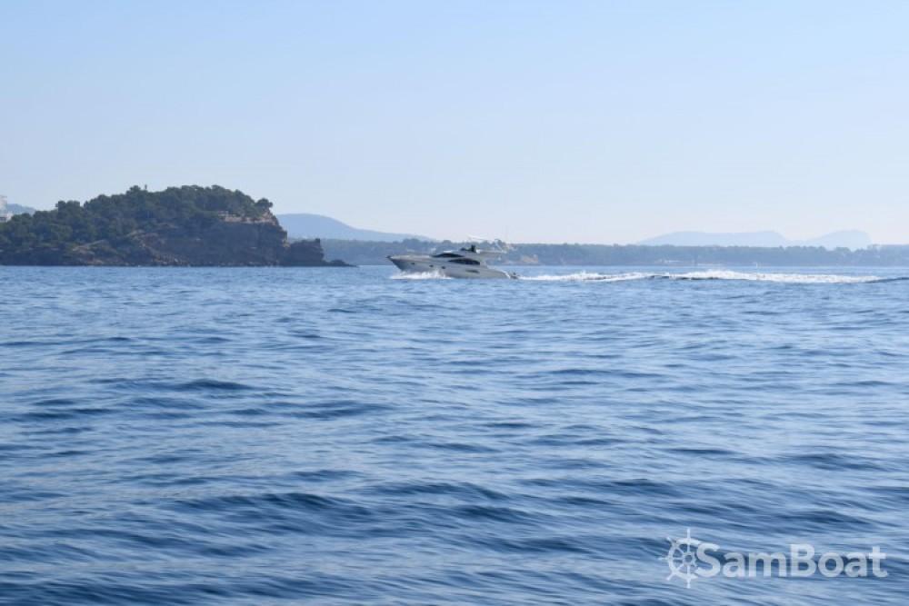 Boat rental Astondoa 46 in Ibiza city on Samboat