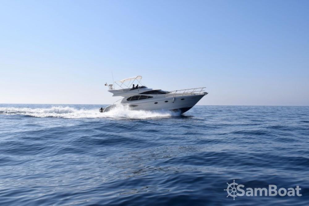 Rental Motor boat in Ibiza city - Astondoa 46