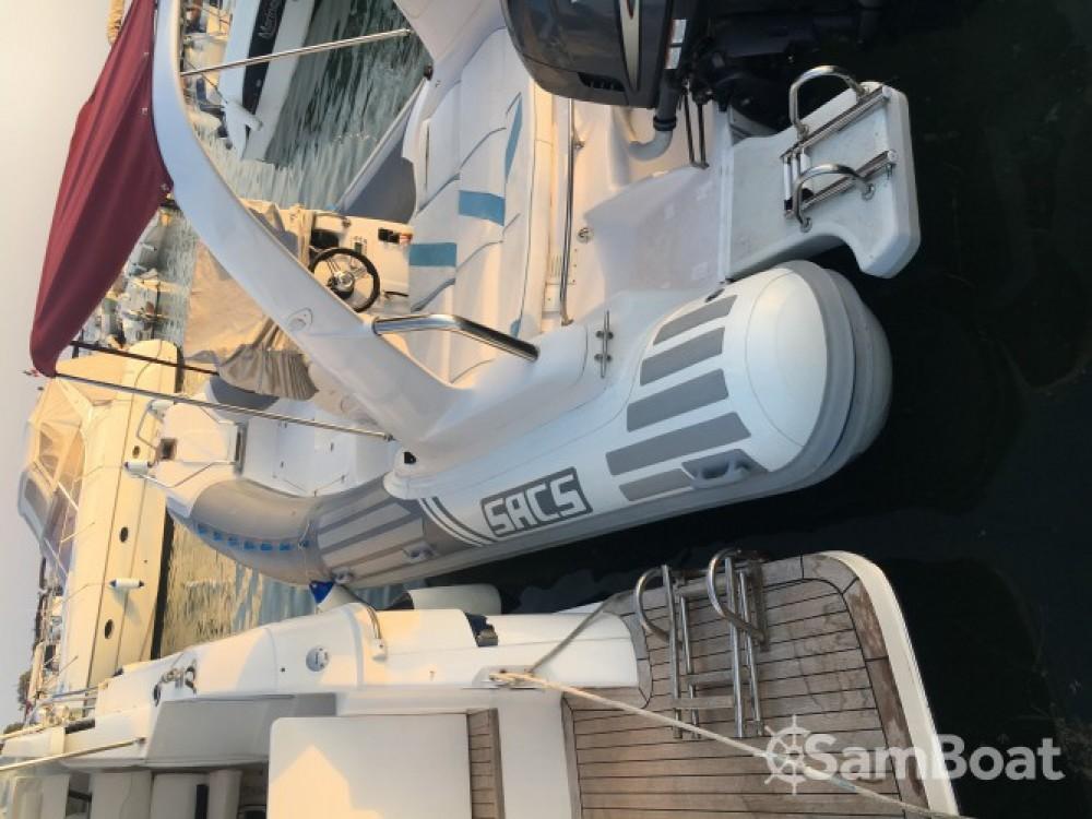 Schlauchboot mieten in Porto Cesareo - Sacs Sacs 680 ghost