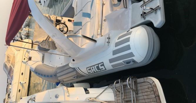 Location bateau Porto Cesareo pas cher Sacs 680 ghost