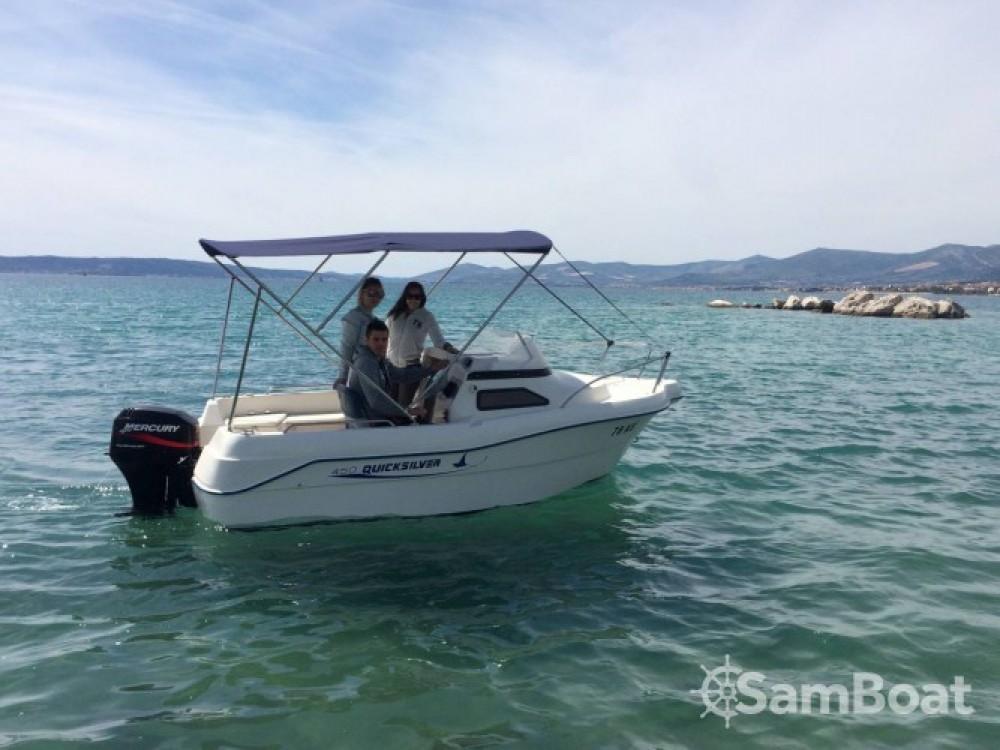 Motorboot mit oder ohne Skipper Quicksilver mieten in La Rochelle