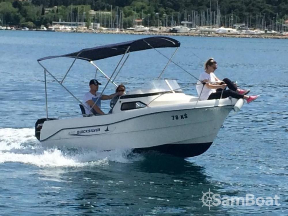 Bootsverleih Quicksilver 450 Cabine La Rochelle Samboat