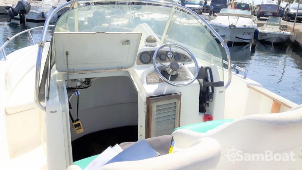 Motorboot mieten in Cavalaire-sur-Mer - Jeanneau Cap Camarat 625