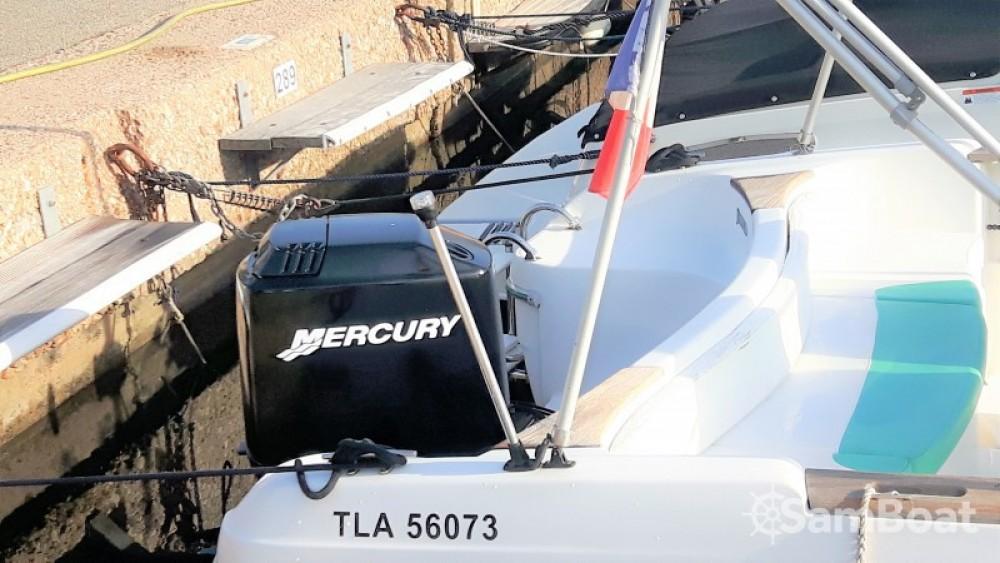 Motorboot mieten in Cavalaire-sur-Mer zum besten Preis
