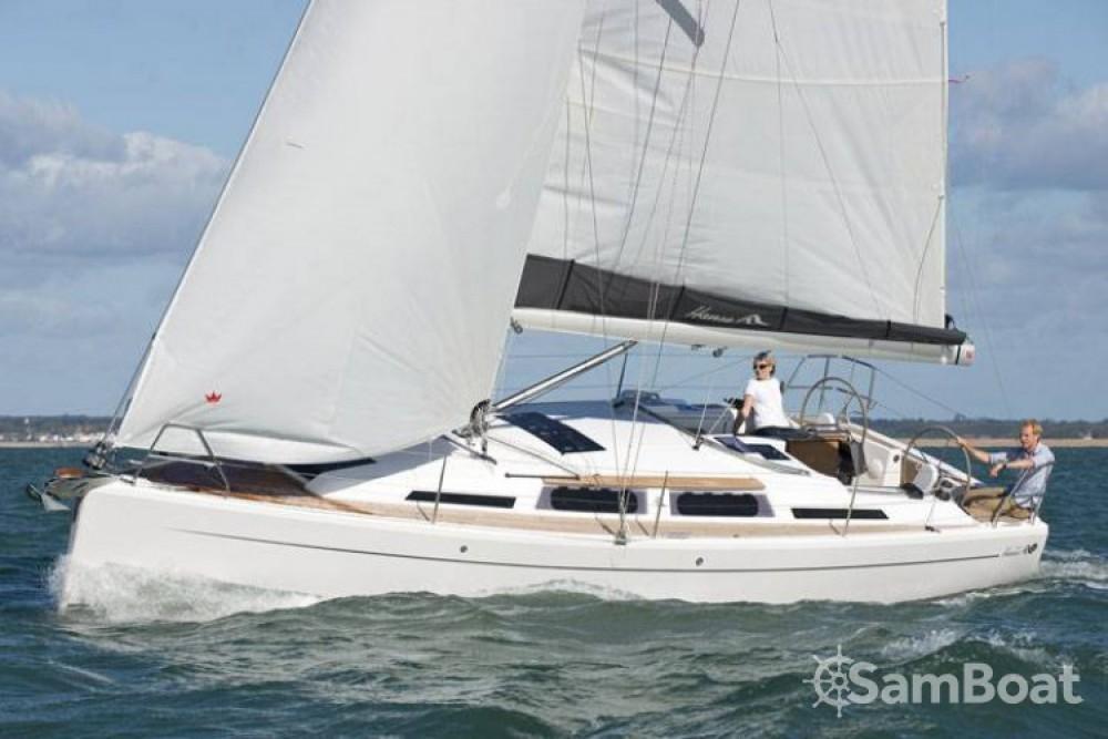 Bootsverleih Hanse Hanse 345 Kroatien Samboat