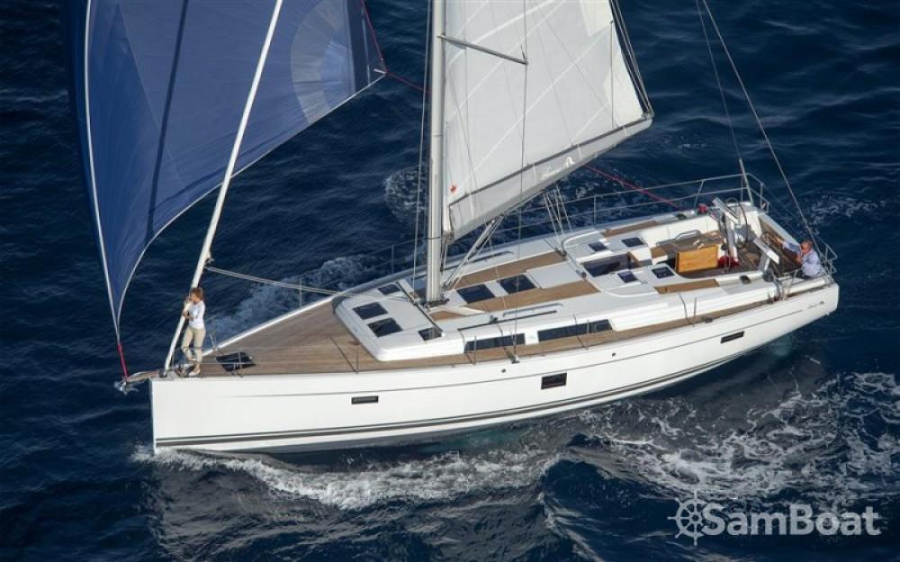 Yacht-Charter in Kroatien - Hanse Hanse 445 auf SamBoat