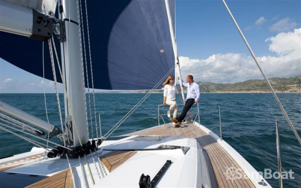 Bootsverleih Hanse Hanse 445 Kroatien Samboat