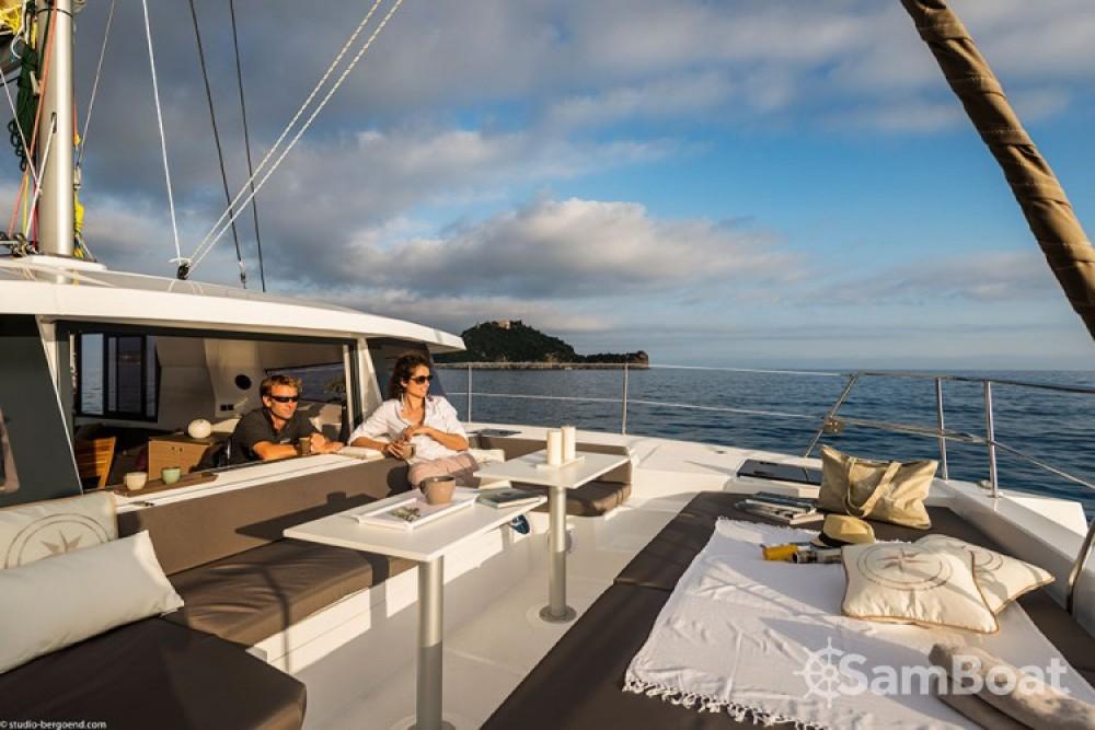 Yacht-Charter in Marina Kaštela - Catana Bali 4.0 - 4 cab. auf SamBoat