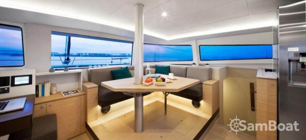 Bootsverleih Catana Bali 4.5 - 4 + 2 cab. Kroatien Samboat