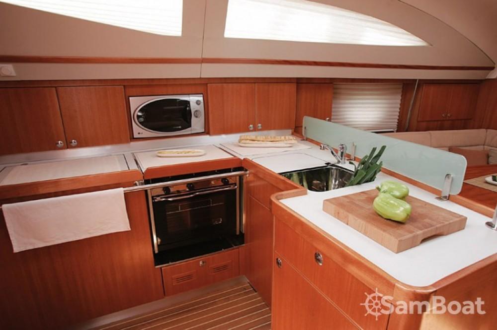 Segelboot mieten in Kroatien - Elan Elan 434