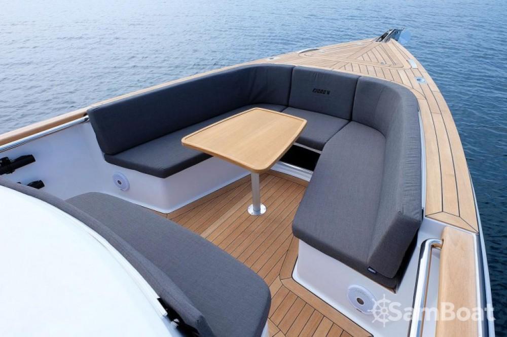 Vermietung Motorboot Fjord-Boats mit Führerschein