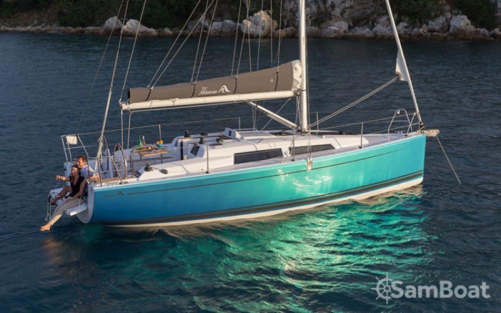 Bootsverleih Hanse Hanse 315 Kroatien Samboat